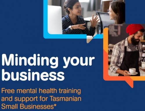 Free mental health support for small businesses
